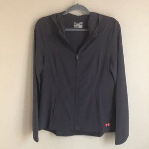 NWT Under Armour Semi-Fitted Coldgear Zipup Jacket